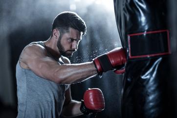 Intermediate/Advanced Kickboxing