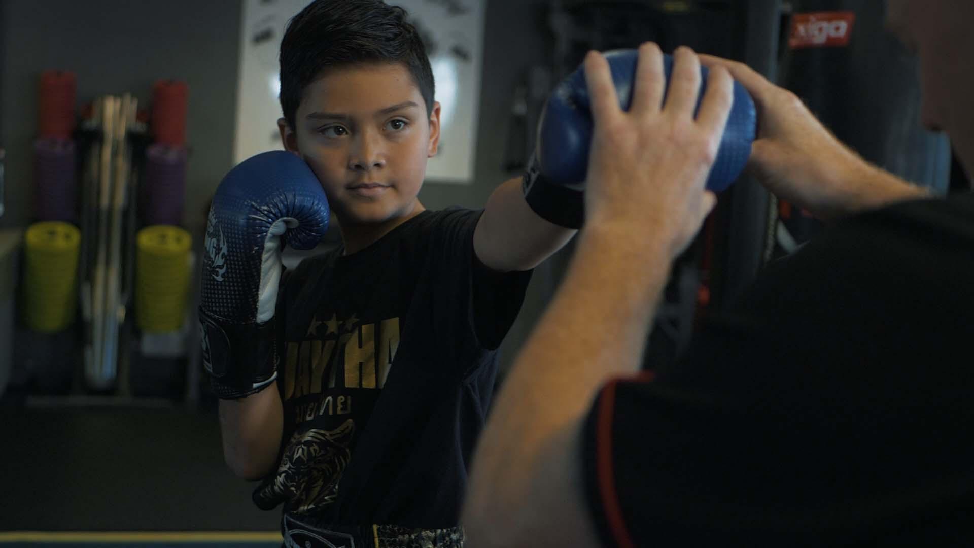 Kids Thai Boxing